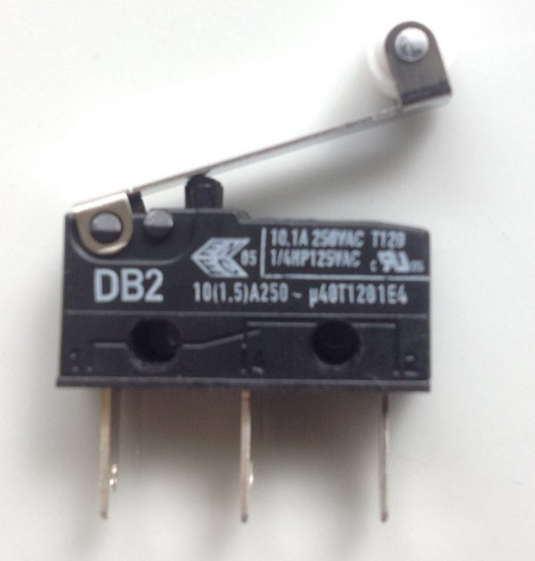 Micro switch indicateur volets
