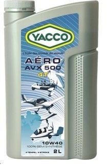 Huile Yacco 4T AVX500 10W40